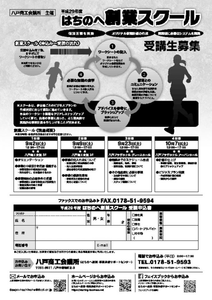 創業スクール1708-A4うらのサムネイル